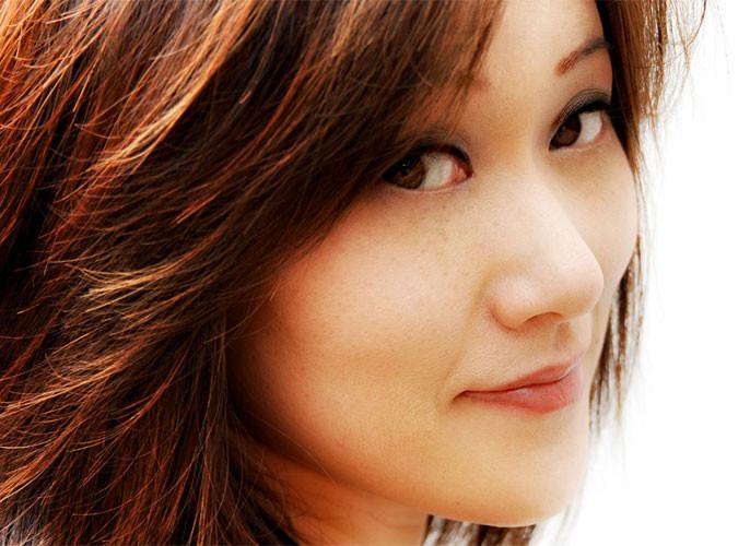 Yoko Miwa White Background