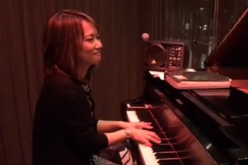 "Yoko Miwa Trio playing ""After You"" at Thelonious Monkfish"