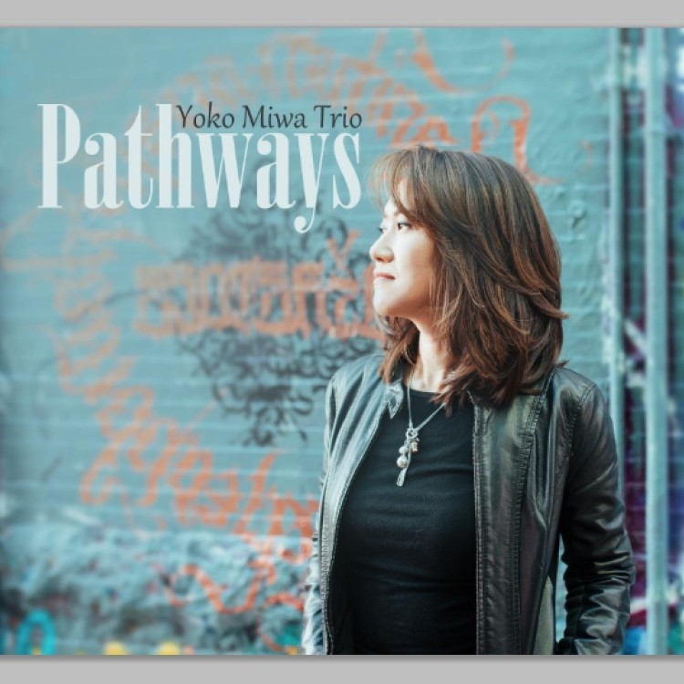 cover of the new album, Pathways