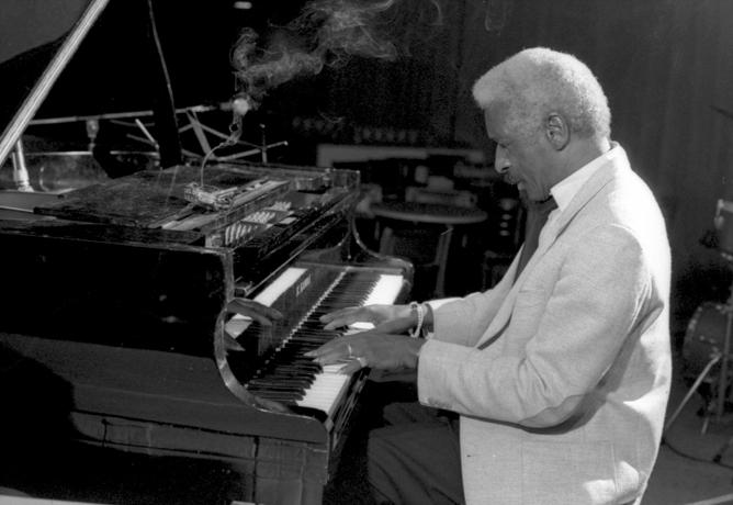 Mal Waldron, Bajones Jazz Club, San Francisco 6/8/87
