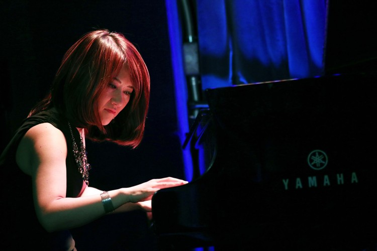Yoko at Blue Note Piano - photo by Steven Sandick - 2048x1365px