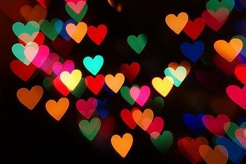 green-heart-hearts-light-orange-photo-Favim.com-40680