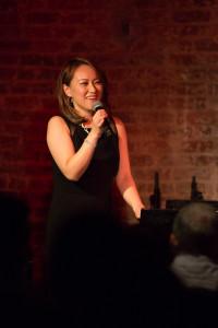 Yoko Miwa at Blues Alley in Washington DC
