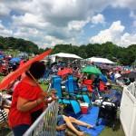 Sunny skies for the Atlanta Jazz Festival