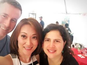 Scott, Yoko & Anat Cohen