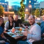 Dinner in Atlanta