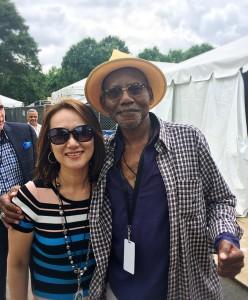 Yoko & Ernest Gregory