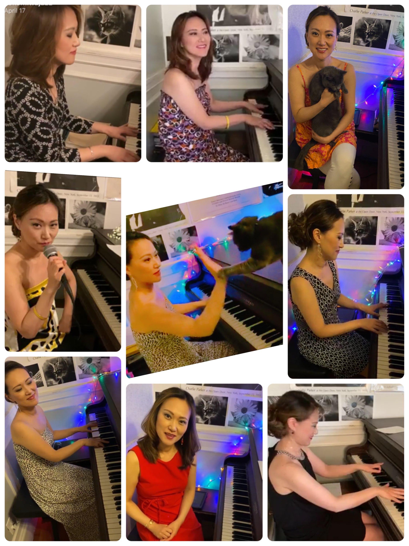 Yoko Miwa livestream concerts