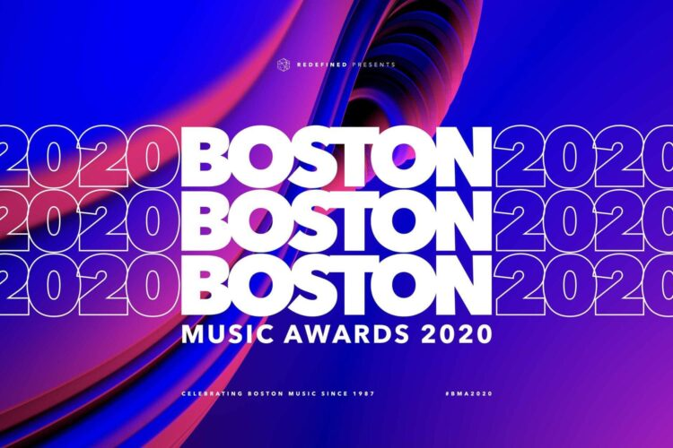 Boston Music Awards 2020 logo