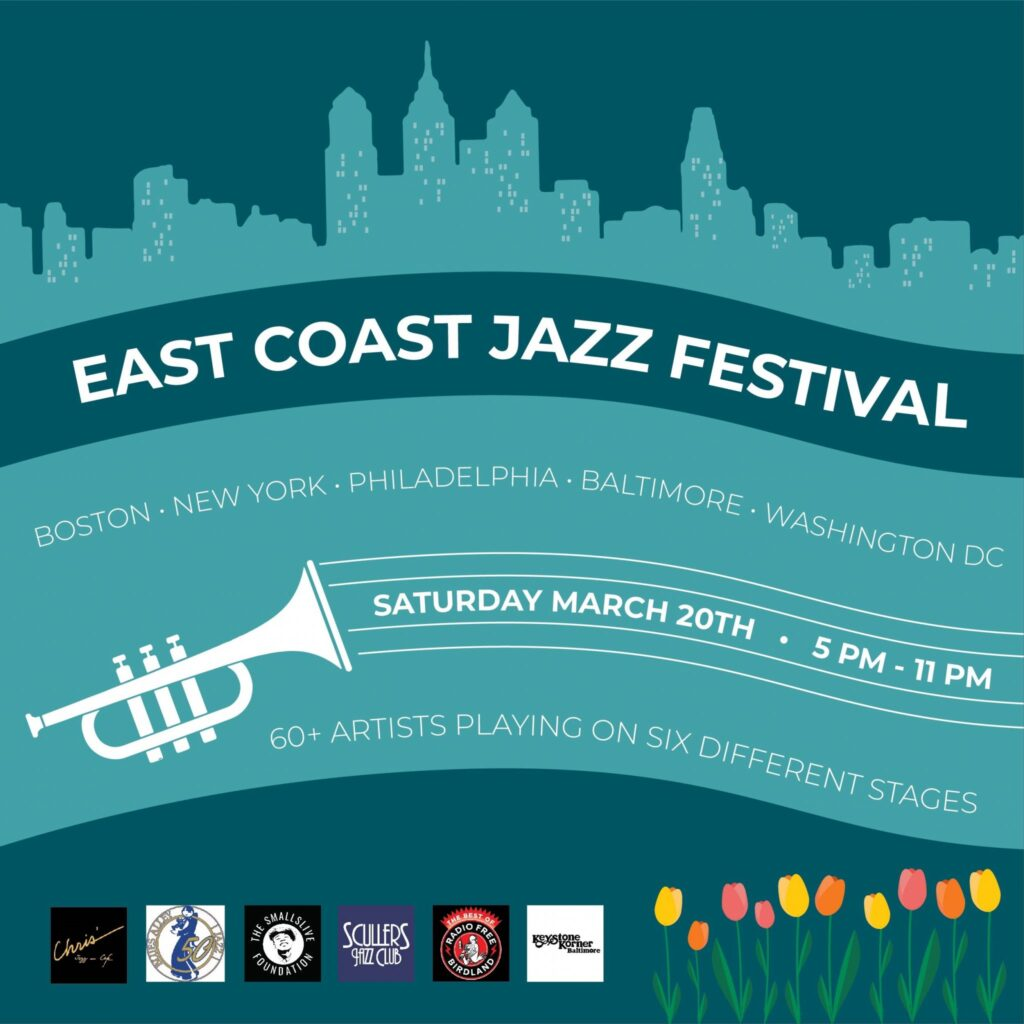 Yoko Miwa Trio at the East Coast Jazz Festival