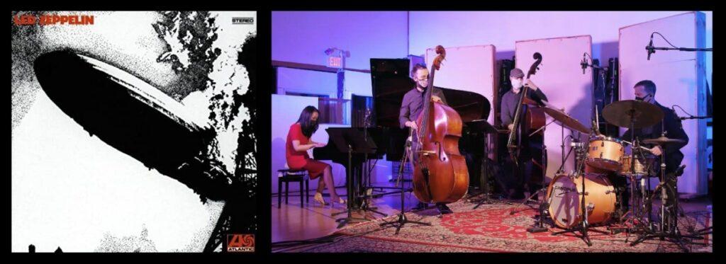 Yoko Miwa Trio playing Led Zeppelin's Babe I'm Gonna Leave You