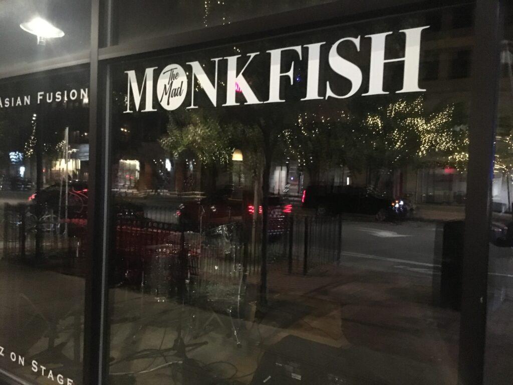 The Mad Monkfish in Cambridge, MA