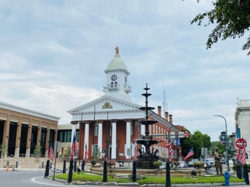 Chambersburg Town Square