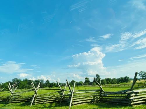 Gettysburg battlefield 2