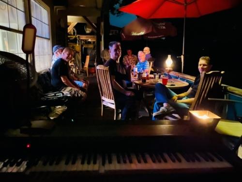 Jazz on the Conococheague Creek