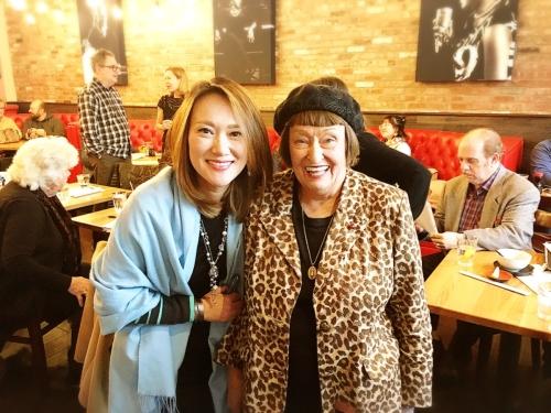 Love you Sheila!