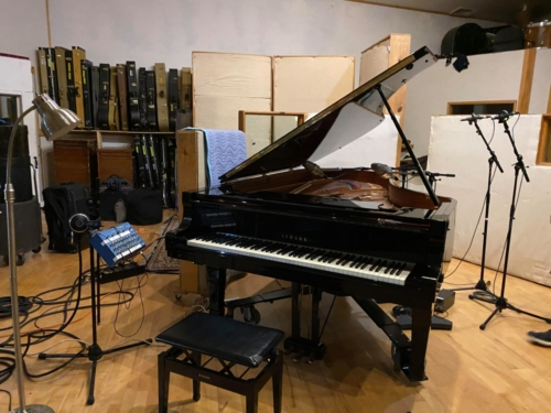 Wellspring Studios - Beautiful Yamaha Grand