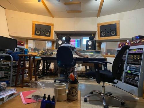Wellspring Studios - Control Room