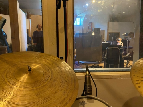 Wellspring Studios - View From Drums Booth
