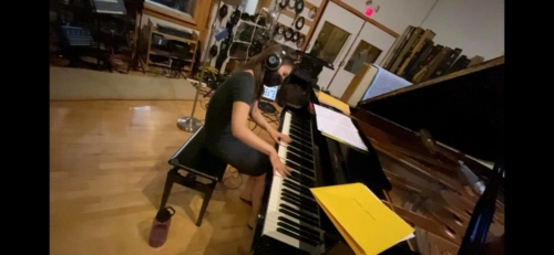 Wellspring Studios - Yoko Miwa Piano Ninja